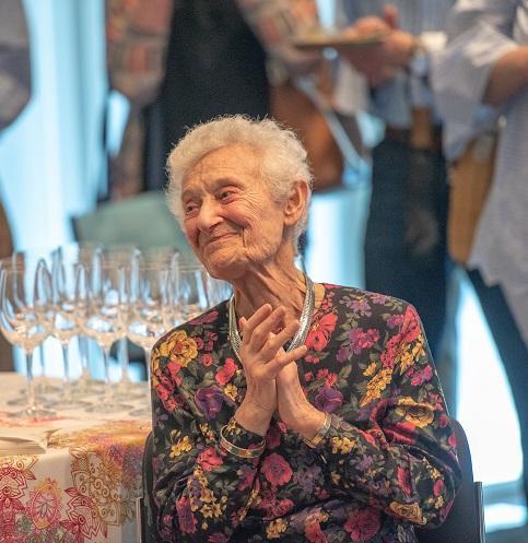 For Judith Leifer on Her Retirement
