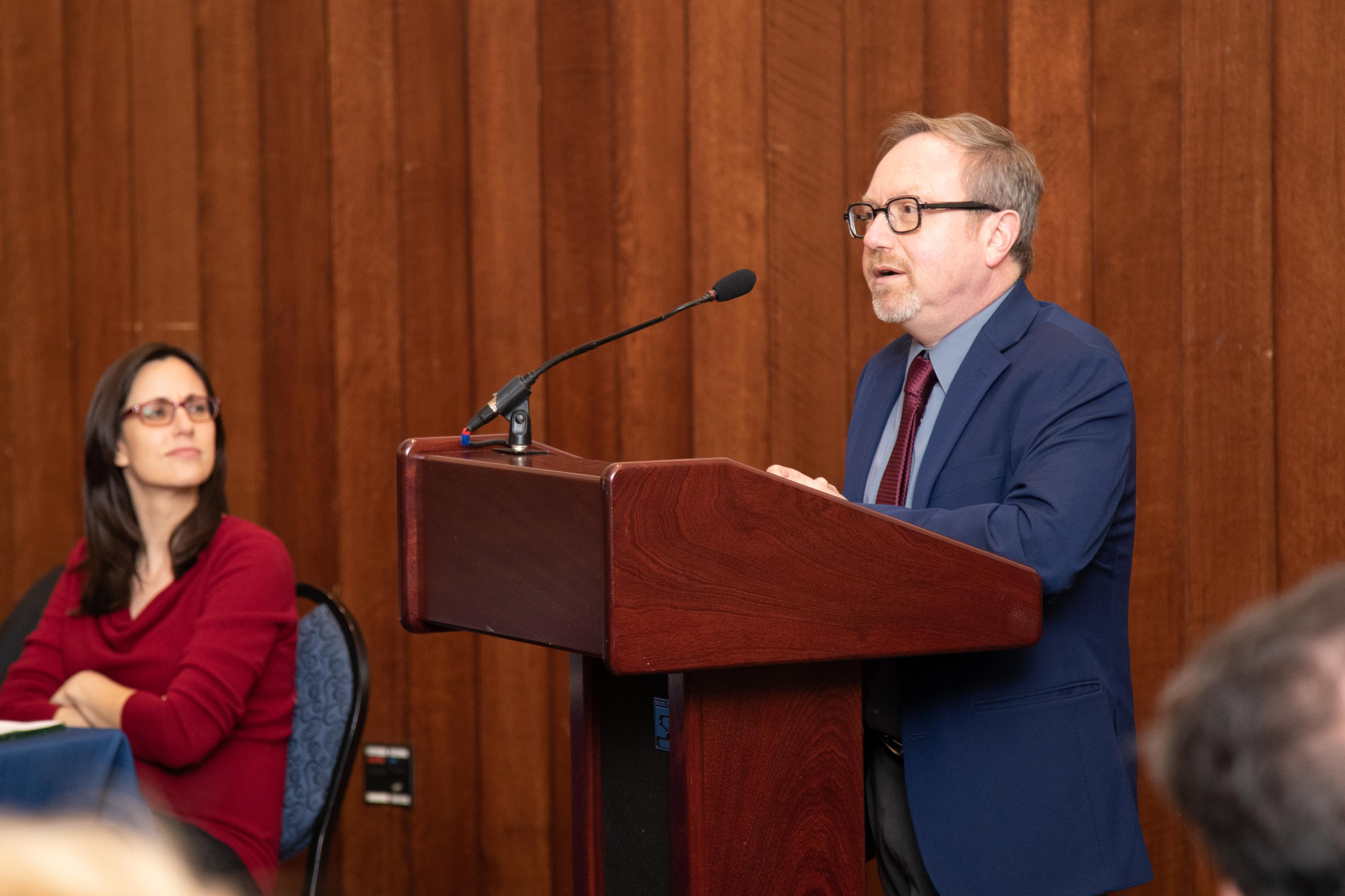 Notes from the 2018 Meyerhoff Lecture