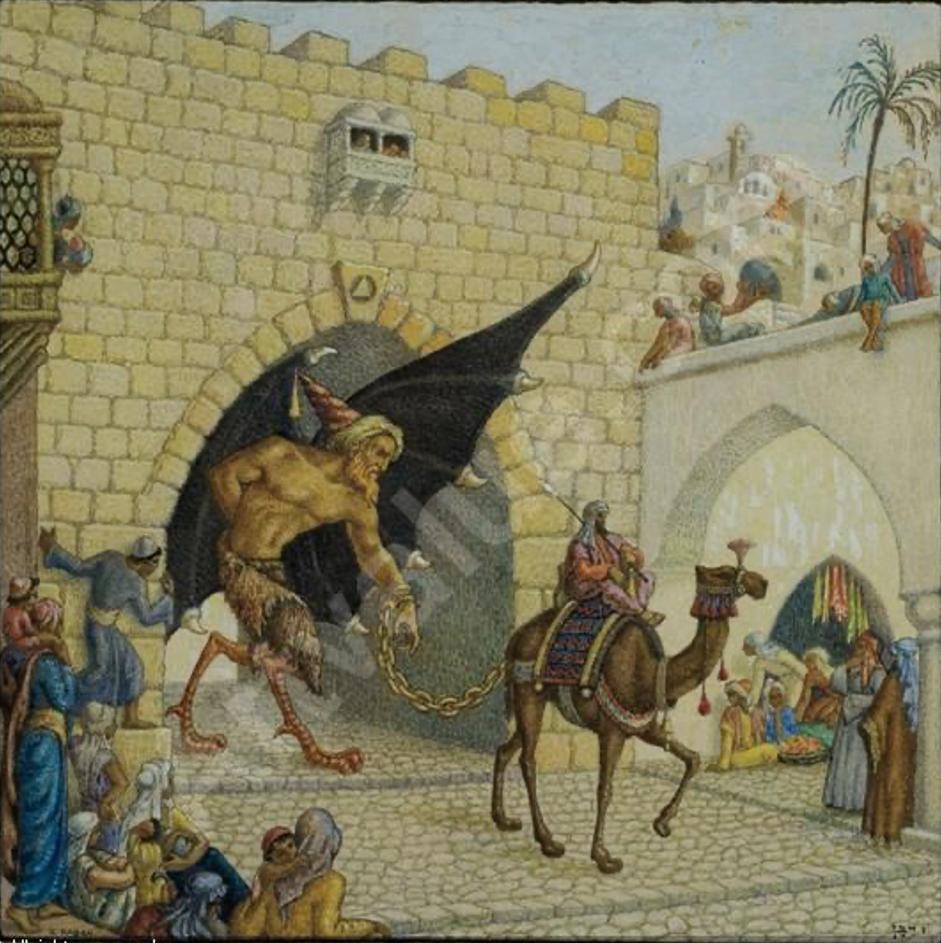The Demons inside Ashmedai