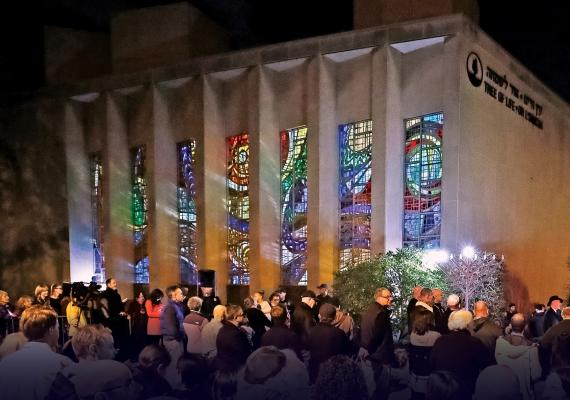 Pittsburgh Tree of Life Synagogue
