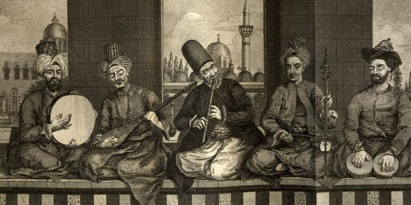 Jews and Sufis: Shared Musical Traditions