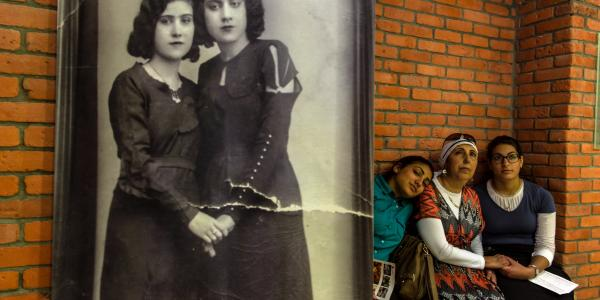 Bridges and Door Knockers: Iraqi Jewish Women Write Home