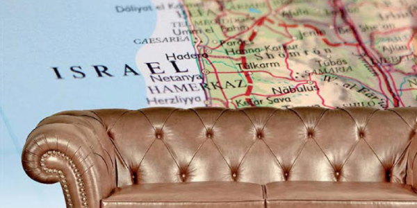Lecture: A Nation on the Couch—The Politics of Trauma in Contemporary Israel