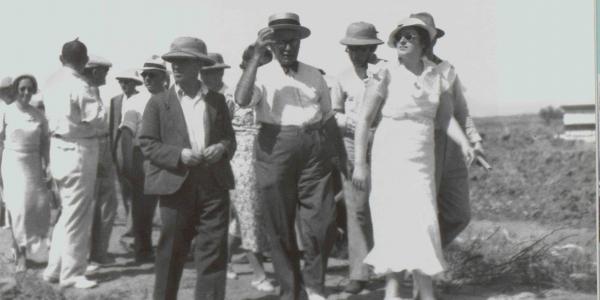 Online Mini-Course: German Jews in Pre-State Israel