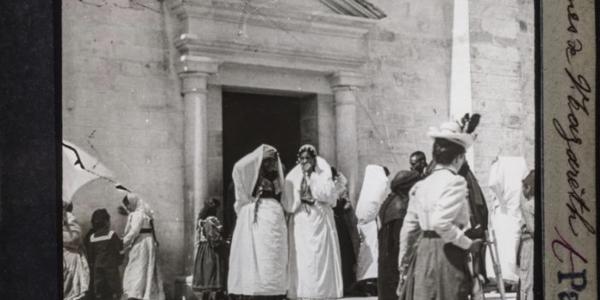 Hadassah Ladies in the Holy Land:  International Travel, Gender, and Jewish Activism During the Interwar Years