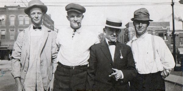 Teachable Moments, or How the Irish Taught the Jews to Become American