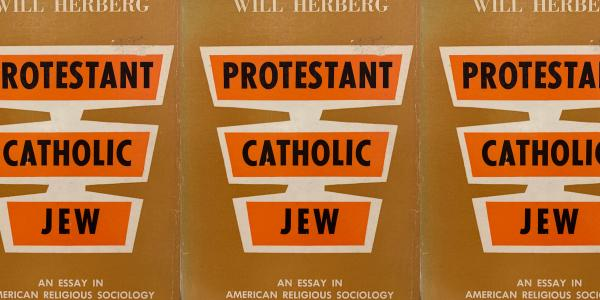 Towards a Reconsideration of Tri-Faith America: Jews and the Limits of Dissent in Postwar America