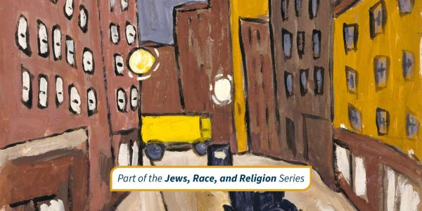 """""""We are the Ethiopian Hebrews, Brothers to the Fair White Jew"""": Race, Religion, and Jewish Identity in Harlem"""